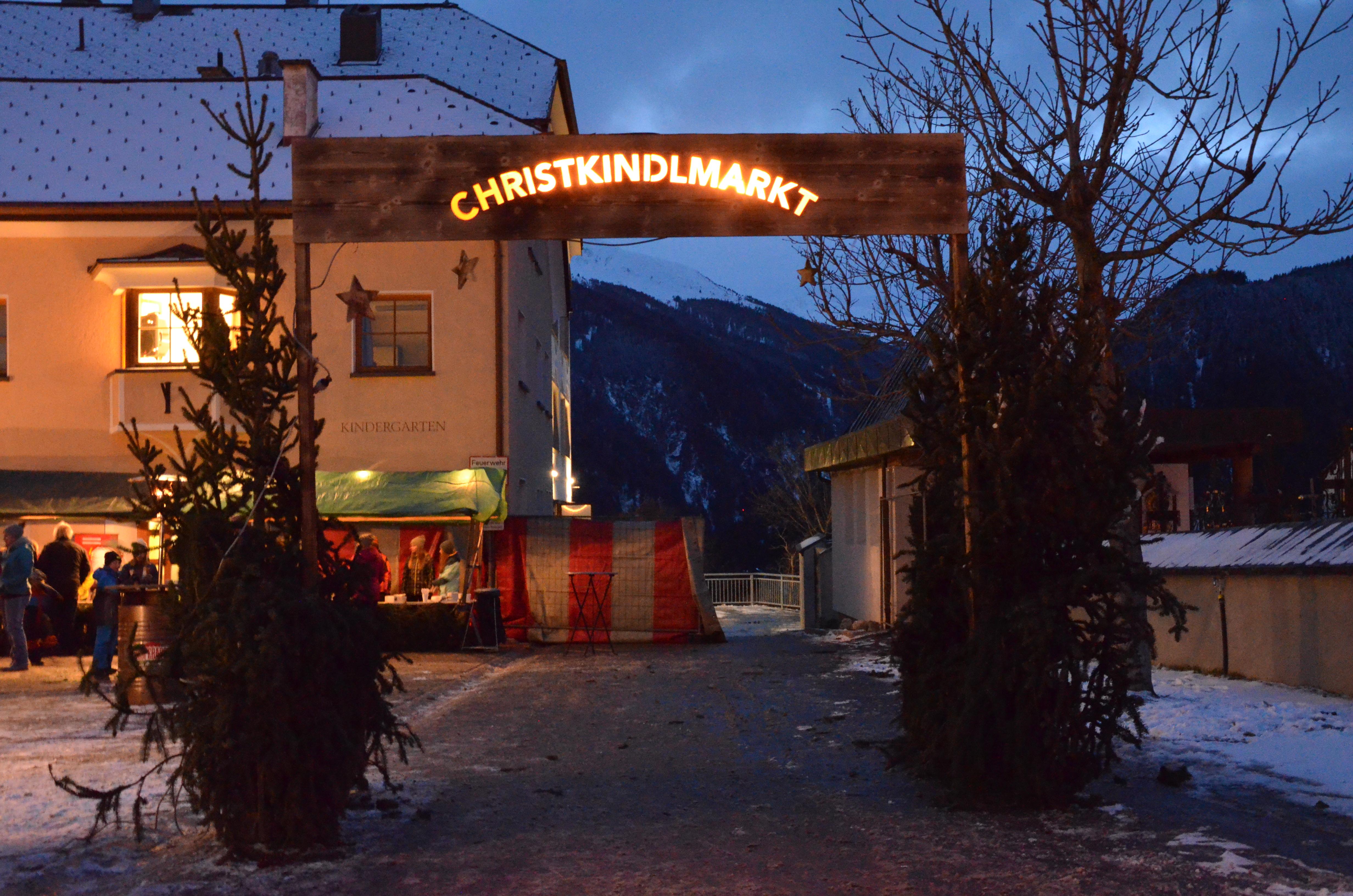 Christkindlmarkt 2017